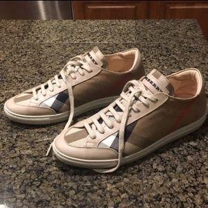 Burberry women's sneakers